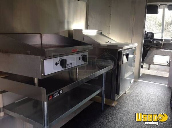 All-purpose Food Truck Prep Station Cooler Virginia for Sale - 5