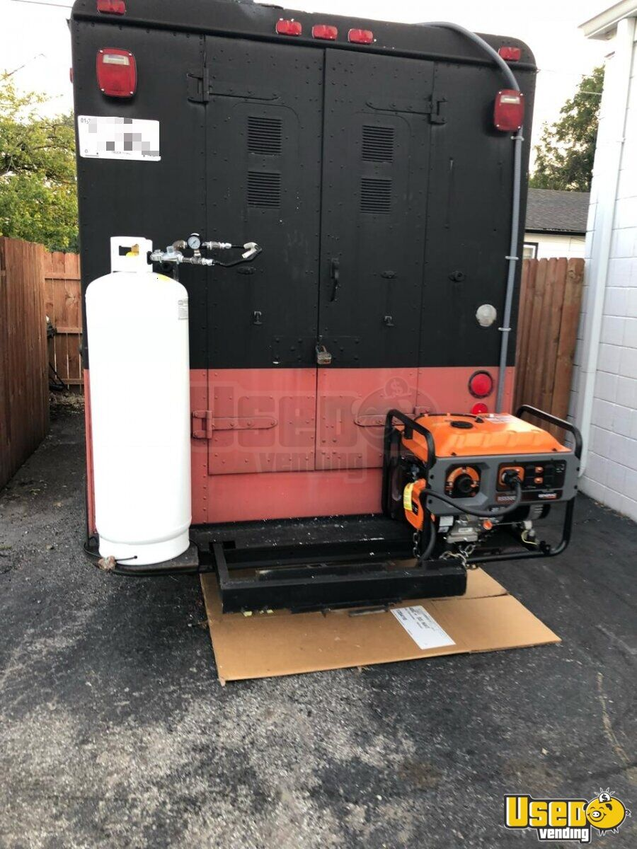 All-purpose Food Truck Propane Tank Indiana for Sale - 3