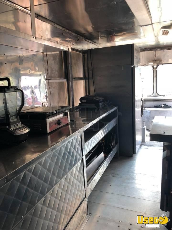 All-purpose Food Truck Propane Tank Texas for Sale - 6