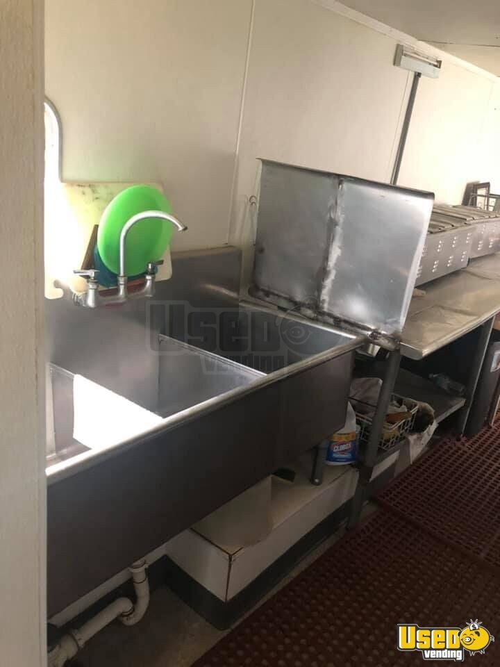 All-purpose Food Truck Refrigerator New Mexico for Sale - 5