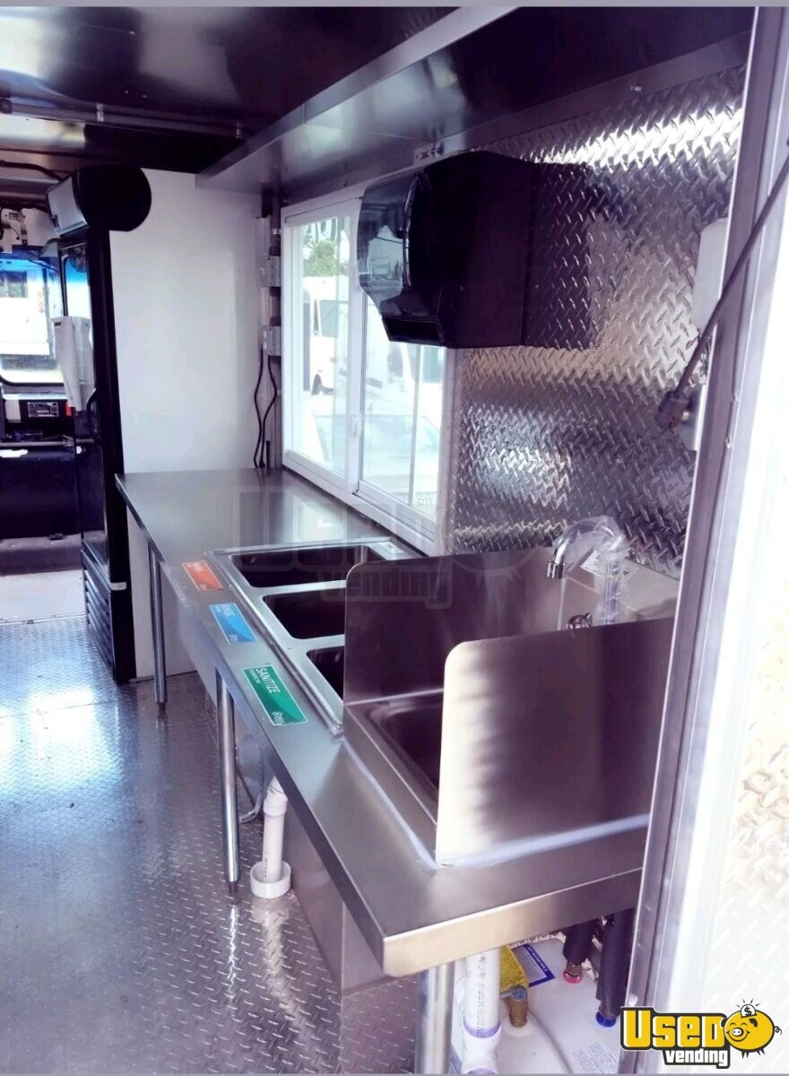 All-purpose Food Truck Steam Table Georgia for Sale - 13