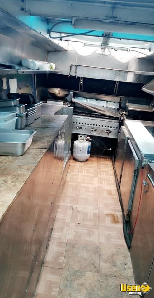 All-purpose Food Truck Stovetop Washington for Sale - 8