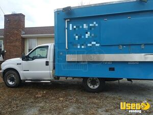 Ready to Serve 2002 Ford Kitchen Food Truck/Mobile Kitchen in Good Condition for Sale in Tennessee!