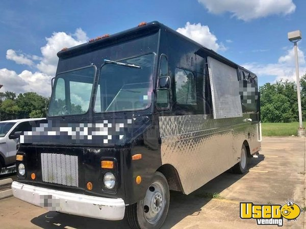 All-purpose Food Truck Texas for Sale
