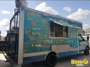 Ready to Hit the Streets 2006 - 24' Ford Econoline Mobile Kitchen Food Truck for Sale in Texas!