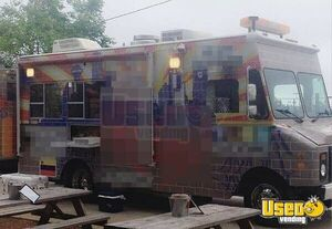 GMC Food Truck / Mobile Kitchen for Sale in Texas!!!