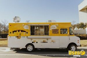 Chevy P30 Loaded Turnkey Used Food Truck for Sale in Texas, 2018 Kitchen!!!