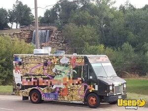Utilimaster Food Truck for Sale in Texas!!!