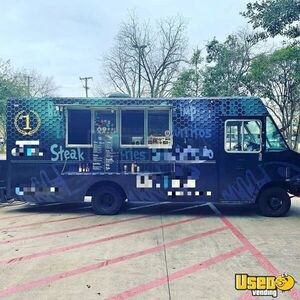 Used Chevrolet Utilitimaster Food Truck / Mobile Food Unit that Works Perfectly for Sale in Texas!