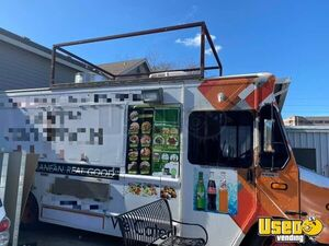 Ready to Go 2004 Unifirst Step Van Mobile Kitchen Food Truck for General Purpose for Sale in Texas!