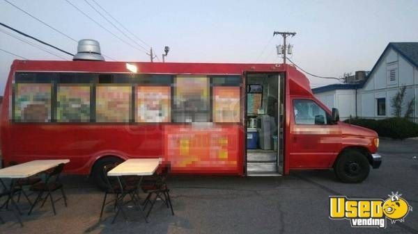 Ford Food Truck for Sale in Texas!!!