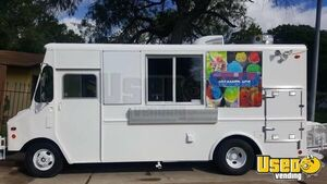1991 Chevrolet Grumman Olson P30 24' Food Truck/Used Mobile Kitchen for Sale in Texas!