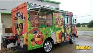 Ready to Use Chevrolet Step Van Food Truck / Kitchen on Wheels for Sale in Texas!