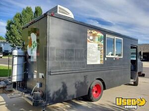 1998 Chevy Mobile Kitchen P30 Permitted Food Truck for Sale in Utah- Diesel!