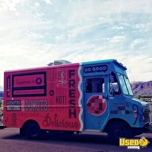 Turnkey Used Multi-Use / Donut Food Truck for Sale in Utah!