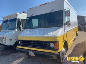 GMC P3500 Used Food Truck for Sale in Utah!!!