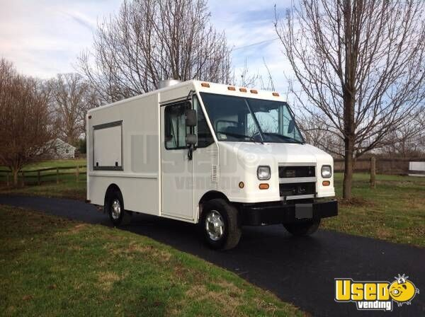 All-purpose Food Truck Virginia for Sale