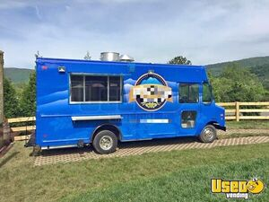 2008 Ford 14' E450 Step Van Mobile Kitchen / Used Food Truck for Sale in Virginia!