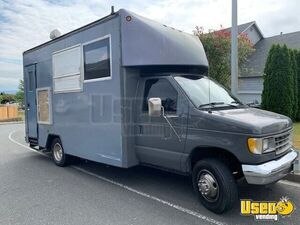 Ready to Roll 16.5' Ford Econoline Mobile Kitchen Food Truck for Sale in Washington!!