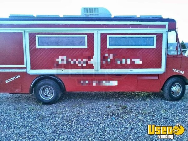 All-purpose Food Truck Washington for Sale
