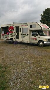 Ford Food Truck Used Mobile Kitchen for Sale in West Virginia!!!