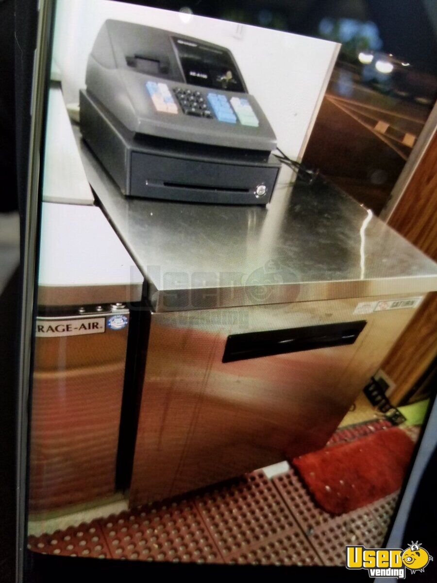 All-purpose Food Truck Work Table Washington for Sale - 15