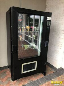 2016 AMS Outsider Electronic Refrigerated Snack Vending Machine for Sale in Mississippi!
