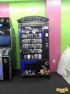 Used Electronic Glass Front AMS Vending Machine!!!
