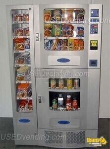 NEW Antares Office Deli Combo Snack Drink & Entree Vending Machine for Sale in California!