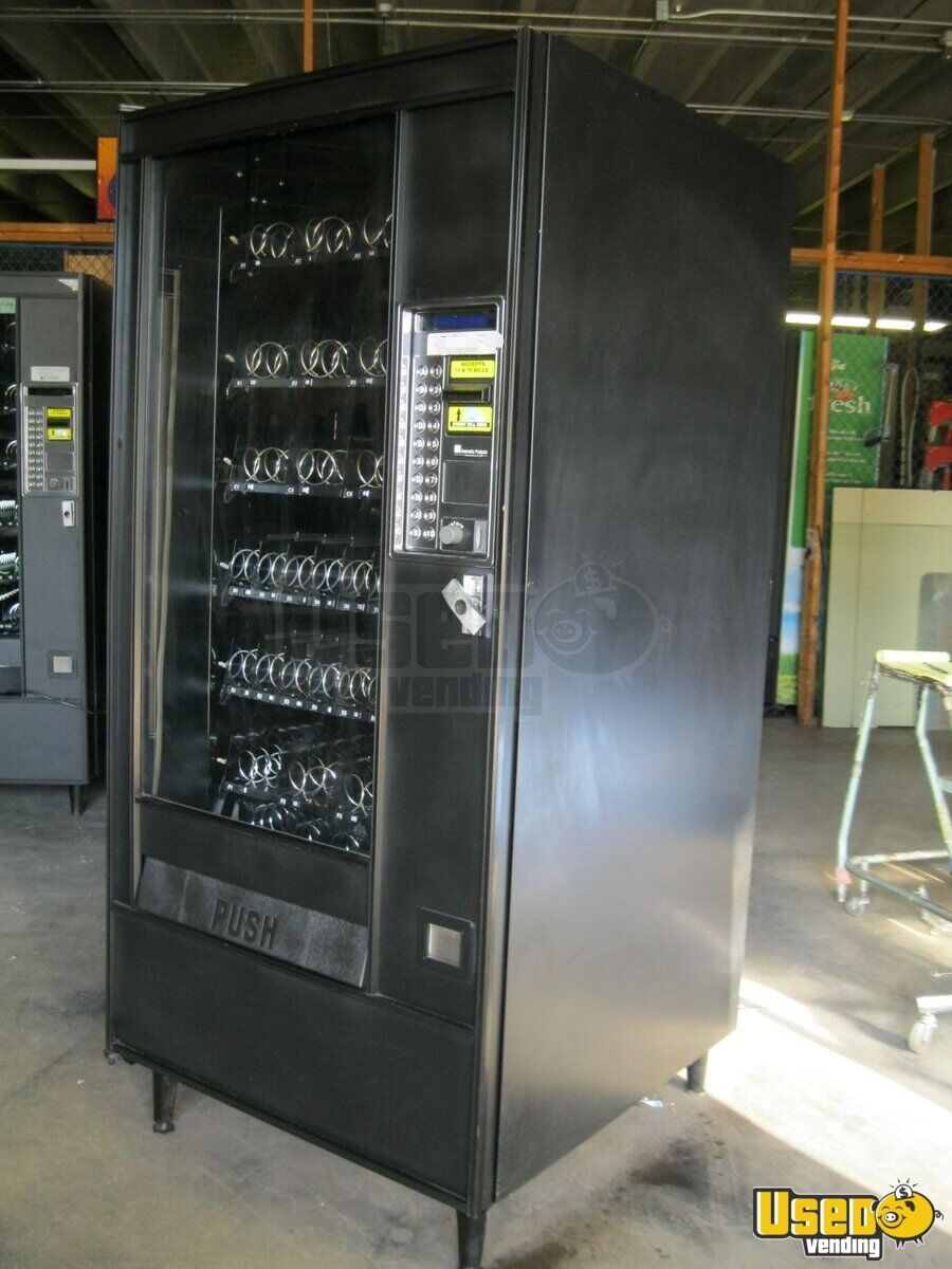 Ap112 Automatic Products Snack Machine 2 South Carolina for Sale - 2