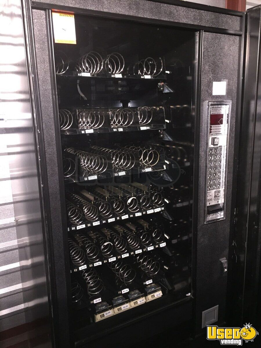 Automatic Products Snack Machine 3 California for Sale - 3