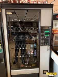 AP Jr. Used Full Size Electrical Glassfront Snack Vending Machine for Sale in Alabama!