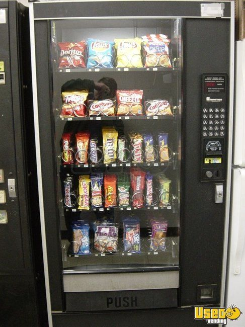 Automatic Products LCM-1 Snack Vending Machine for Sale in Massachusetts!