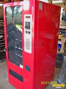 Lance Glassfront Snack Vending Machine w/ Coinco Changer for Sale in Mississippi!