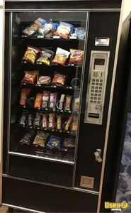 Used AP 6600 Automatic Products Electrical Snack Vending Machine for Sale in South Carolina!