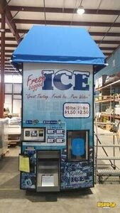 2015 Kooler Ice - Ice and Water Vending Machine Kiosk for Sale in Florida!