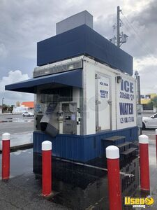 Just Ice Bagged Ice / Bulk Ice Vending Machine Kiosk for Sale in Florida!