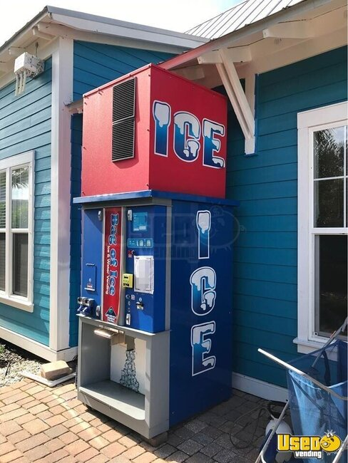 Bagged Ice Machine Florida for Sale