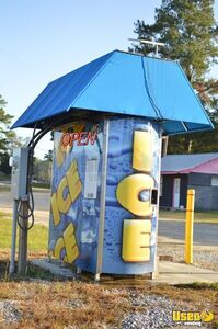 2019 Ice Depot Commercial Bagged / Bulk Ice Vending Machine Kiosk for Sale in Mississippi!