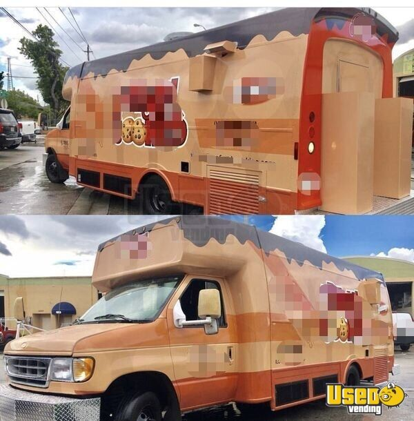Bakery Food Truck Air Conditioning Florida for Sale - 2