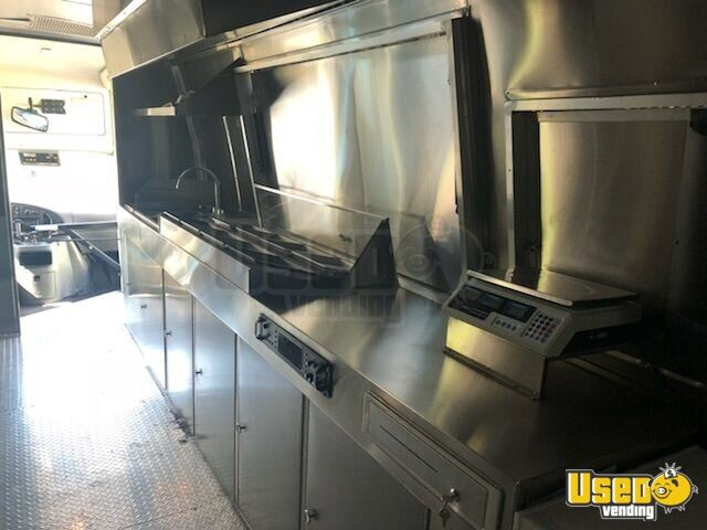 Bakery Food Truck Refrigerator Florida for Sale - 8