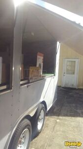 Never Used 2017 - 8' x 22' Transhaul Grey Line Bakery Concession Trailer for Sale in Florida!