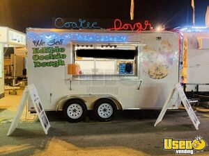 Used 2017 - 7' x 14' Turnkey Covered Wagon Bakery Trailer for Sale in New York!