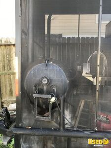 Barbecue Concession Trailer Barbecue Food Trailer Concession Window Texas for Sale