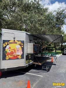 Barbecue Concession Trailer Barbecue Food Trailer Generator Florida for Sale