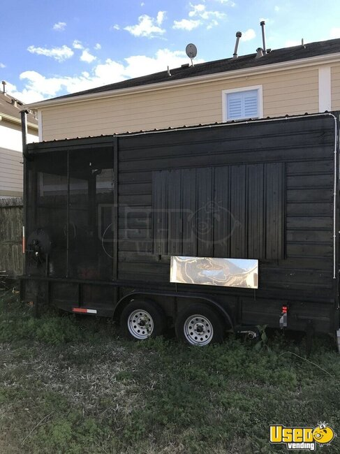 Barbecue Concession Trailer Barbecue Food Trailer Texas for Sale
