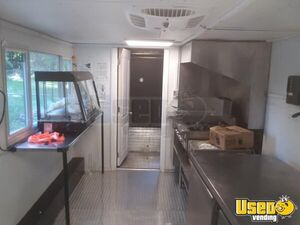 Barbecue Food Concession Trailer Barbecue Food Trailer Fryer Florida for Sale