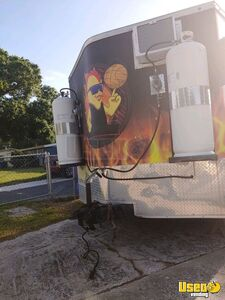 Barbecue Food Concession Trailer Barbecue Food Trailer Generator Florida for Sale