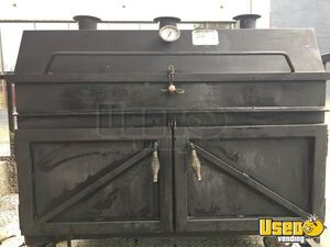 Barbecue Food Trailer Bbq Smoker North Carolina for Sale