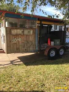 Barbecue Food Trailer Concession Window Texas for Sale